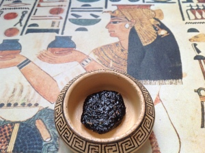 Kyphi sur la boutique du Labo de Cléopâtre