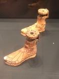 Flacons de parfum antique